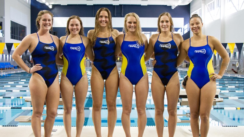 Swimming & Diving With a Pair of Weekend Meets, Senior Day ...