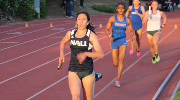 Marathon Day For Nau At Bryan Clay Is One To Remember