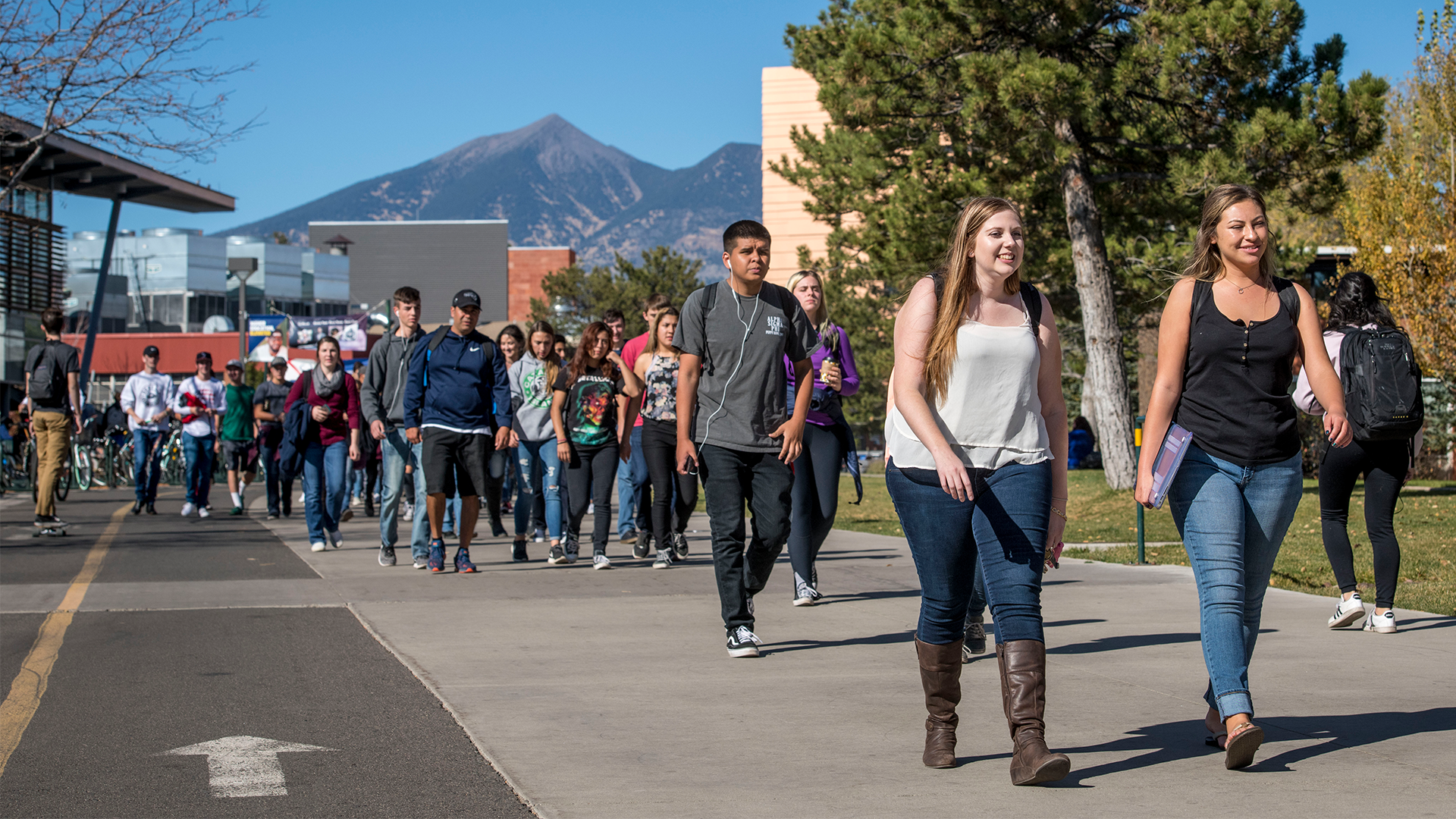 NAU Celebrates NCAA Diversity and Inclusion Week - Northern