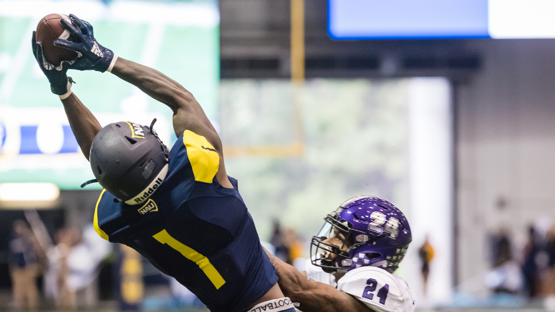 Nau Football Closes Out Road Schedule On Saturday At Sacramento